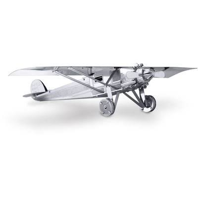 Fascinations Metal Earth 3d Laser Cut Steel Model - Spirit of St. Louis Plane