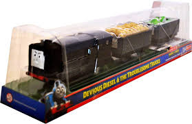100 Trackmaster Troublesome Trucks Thomas Friends Devious Diesel And