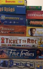 Adult Board Game Afternoon