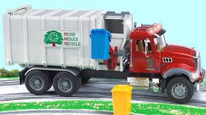 100 Garbage Trucks Videos Truck Kids May 27 2018 URR3512