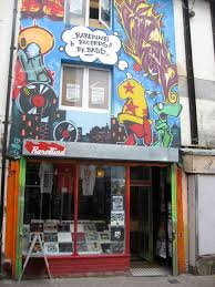 Joe Strummer Mural Address by The Secret List A Guide To The Record Shop Capitals Of The World