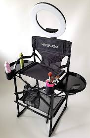 Unique -TuscanyPRO Folding-Compact Makeup Artist Chair (29