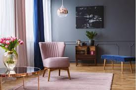 schön wohnen und einrichten mit rosa inteero