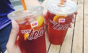 Large Pumpkin Iced Coffee Dunkin Donuts by 11 Dunkin U0027 Donuts Drinks Ranked By Caffeine Content
