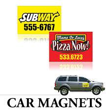 Car/Truck Magnets - 12