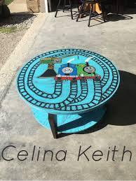 Primitive Hand Painted Rocking Chair Celina's ( Close 2 Home ...