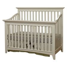 Furniture Bassett Baby Crib With Sophisticated And Graceful