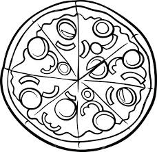 Pizza Clipart Free Pizza Black And White Free Pizza Clipart Free
