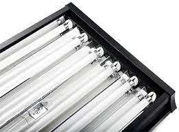 t5 ho light fixture iron