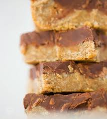easy peanut butter chocolate bars