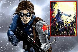 Picture Of Winter Soldier James Bucky Barnes