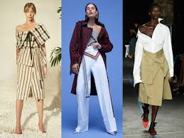 Summer Fashion Trends Spring 2017