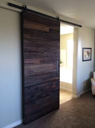 Bathroom : Barn Door Bathroom {modern Double Sink Bathroom ... Barn Style Doors Bathroom Door Ideas How To Install Diy Network Blog Made Remade Bathrooms Design Froster Sliding Shower Doorssliding Fancy Privacy Teardrop Lock For Modern Double Sink Hang The Home Project Kids Window Cover For The Fabulous Master Bath Entrance With Our Antique Rustic Modern Industrial Cabinet