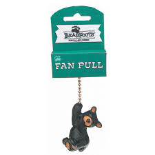 Ceiling Fan Pull Switch Not Working by Amazon Com Big Sky Carvers Climbing Bear Fan Pull Home U0026 Kitchen