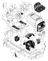 Murray Mower Deck Belt by Murray 46501x92a Parts List And Diagram 2000