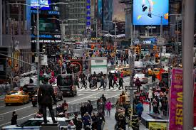 100 City Rent A Truck Drone Is NYPDs Latest Tool For Monitoring Times Square Revelers
