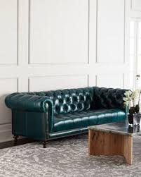 Home Decorators Collection Gordon Tufted Sofa by Gordon Tufted Sofa With The Holbrook Coffee Table Homedecorators