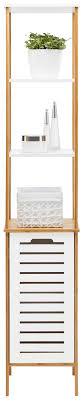 badezimmerregal weiß naturfarben