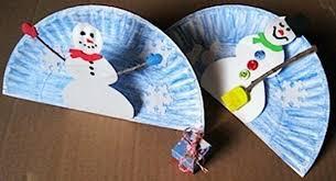 Winter Craft Ideas For Preschoolers Crafts Preschool Easy