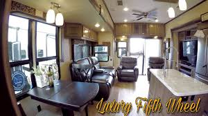 Fifth Wheel Campers With Front Living Rooms by New Durango Gold G382mbq Full Time Living Luxury Fifth Wheel