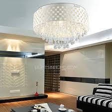 type modern flush ceiling lights for living room