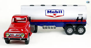 100 Toy Tanker Trucks Awesome Vintage Restored 1950s Tonka Mobil Gas Truck