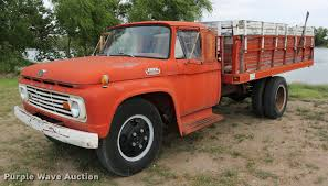 1963 Ford 500 Grain Truck | Item DB9278 | SOLD! September 13... 1963 Ford F100 Unibad Custom Pickup 4 Sale In Pflugerville Atx Car Econoline 5 Window V8 Disc Brakes Auto 9 Rear Affordable Classic For Today You Can Get Great F250 Red Truck Cab Unibody For Sale 1816177 Hemmings 1962 1885415 Motor News Blue Oval Trucks The United States Classiccarscom Cc1059994 Falcon Ranchero 1899653
