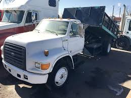 100 Comercial Trucks For Sale 1995 D FSeries Dump Truck Brighton CO 9667993