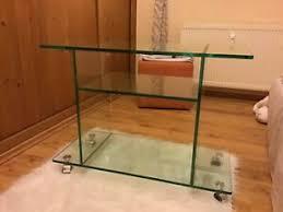 wohnzimmer glastisch rollen ebay kleinanzeigen