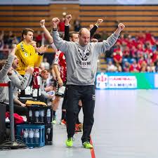 Handball In Lübeck Vorzeitiger GreveAbschied Shzde