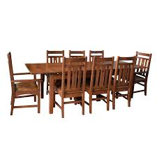 Mission Style Dining Room Tables And Chairs For Sale John Thomas Select Ding Mission Side Chair Fniture Barn Almanzo Barnwood Table Tapered Leg Black Base Amish Crafted Oak Room Set 1stopbedrooms Updating Style Chairs The Curators Collection Stickley Six Ellis A Original Sold Of 8 Arts Crafts 1905 Antique Craftsman Plans And With Urban Upholstered Rotmans Marbrisa Available At Jaxco