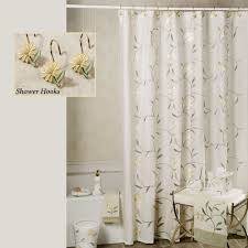 Thermal Curtain Liner Bed Bath And Beyond by Penelope Shower Curtain And Hooks By Croscill