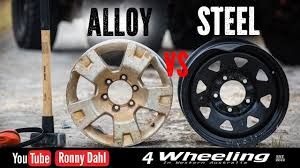 100 Cheap Rims For Trucks STEEL Vs ALLOY Rims Offroad Wheels YouTube