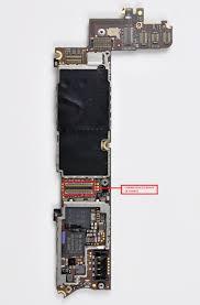 protechphone réparation connecteur nappe de charge iphone4