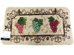 Wine Themed Kitchen Set by Kitchen Burgundy Kitchen Rugs Intended For Great Area Rug Sets