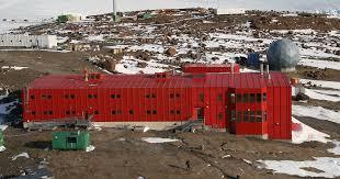104 Antarctica House Living Accommodation Australian Antarctic Program