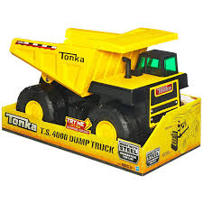 Tonka 26670 Steel Dump Truck: Amazon.co.uk: Toys & Games