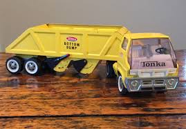 Vintage Tonka Bottom Dump Truck LARGE 25
