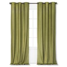 Target Eclipse Pink Curtains by Windsor Light Blocking Curtain Panel Green 42