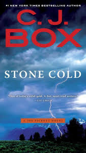 Stone Cold Joe Pickett Series 14 By C J Box Paperback