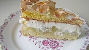 stachelbeer sahne baiser torte