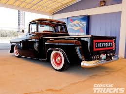 Red And Black | Cars And Motorcycles | Pinterest | Classic Trucks ... 1955 Chevy Truck For Sale Youtube 19 Trucks Of Barrettjackson 2014 Auction Truckin 1957 To 1959 Chevrolet Apache For On Classiccarscom Pickup 20141210 008 001ajpg Chevy Trucks Short Bed Ideals Totally Custom Big To Old Photos 9 Sixfigure Restoration Collection 1956 3100 Truck Ratrod Shoptruck Shortbed N 4100 Series Tow Truck Towmater Wrecker Hot Rod Network