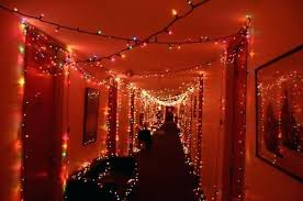 Dorm Room Christmas Lights Decorating Your College Have To Be Hard Or Costly A
