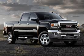 2018 GMC Sierra 2500HD Crew Cab Review, Trims, Specs And Price - CarBuzz