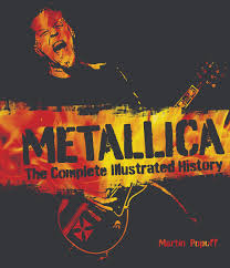 Metallica CIH Hi The Complete Illustrated History