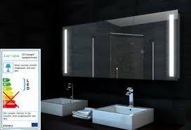 led bad badezimmer spiegelschrank mit steckdose
