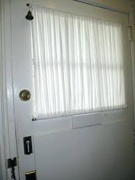 Front Door Side Panel Curtains by Curtain Front Door Front Door Sidelight Panel Curtains Front Door