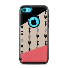 OtterBox muter iPhone 5c Case Skin Arrows by Brooke Boothe