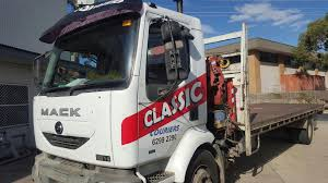 100 Truck Courier Hiab Hire Canberra Canberras Locally Owned Courier Company