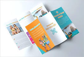 Tourism Brochure Sample Holiday Travel Guide